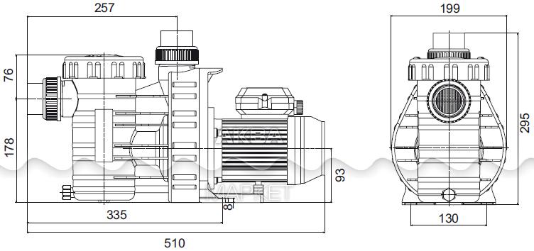 MGi 400 ЕН (6 м3/ч)