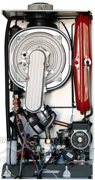 Навесной газовый кондесационный котел Baxi DUO-tec Compact 24