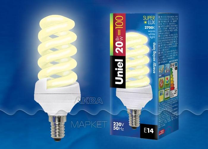 Энергосберегающая люминесцентная лампа