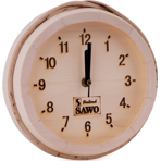 Часы Sawo для предбанника 531-A (осина)
