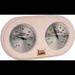 Термометр-гигрометр Sawo 222-THА (осина)