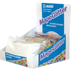 Mapei ������� � ������� Mapeglitter �219 medium blue (������), 0,1 ��