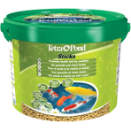 ���� ��� ��� Tetra Pond Sticks 10 �